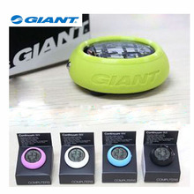 GIANT Mountain Bike Bicycle Cycling Wireless Night Glow Digital Computer Speedometer Round wireless Speedview 9 Functions