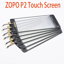 New Original Touch Screen+LCD Display Assembly Replacement For ZOPO P2 Phone.Note:the display needs to be updated software(China)