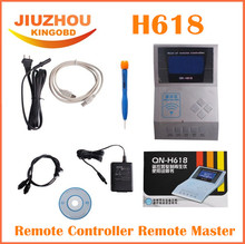 LowPrice H618 Remote Controller Remote Master For Wireless RF Remote Controller Car Key Programmer remote controller for qn-h618