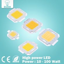 Super 10W 20W 30W 50W 100W LED Integrated High power LED bulb White/Warm white EPISTAR COB Chips led lamps(China)