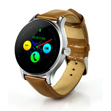 Original K88H Bluetooth Smart Watch Intelligence Sports Watch For Android/IOS iPhone 6 Heart Rate/Sleep/Sports Monitoring