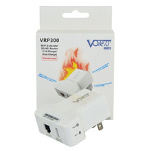 VONETS VRP300 3in1 300Mbps Wifi AP Repeater/Extender+3G/4G Router with 2.1A USB Fast Charger port Industry Standard EU/US/UK/AU(China)