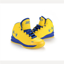 Hot Sale Kids' Sneakers  basketball shoes damping Breathable men and women sneakers Size 31-38