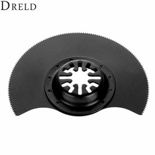 88mm Oscillating Multi Tools HCS Segment Saw Blade For Multimaster Fein Dremel Renovator Bosch Power Tool for Wood Metal Cutting(China)
