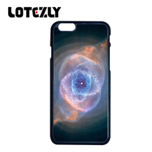 The latest production of the universe cosmic mosaic flower art DIY phone case For iPhone 4 4S 5 5S 6 6S 6plus 6s Plus 7 7plus(China)