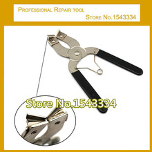 Free shipping Piston Ring Expander / Installation Pliers Piston Ring Compressor Ratchet auto hand tool