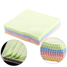 70pcs/set Square Microfiber Dust Cleaning Cloth Screen Cleaners For Mobile Phone Screen Camera Lens LCD Screen Digital Product(China)