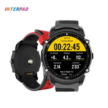 Buy 2018 Interpad FS08 Smart Watch MTK2503 IP68 Waterproof BT 4.0 Smartwatch Bracelet GPS Compass Fitness Tracker iOS Android for $89.00 in AliExpress store