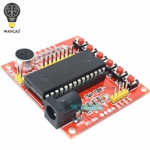 ISD1760 Module series Voice Recording Module Class ISD1760 Voice Module AVR PIC WAVGAT(China)