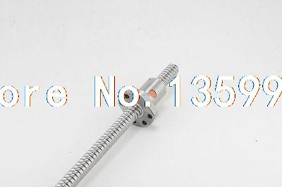 (1)SFU1610 Ball Screw Set Length 200~500mm 16mm Ball Diameter With One Ball Nut<br>