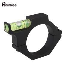 Metal Spirit Bubble Level for 25.4mm Rail Rifle Tube Sight Riflescope Scope Laser Ring Mount Holder Tactical Optics Laser Sight(China)