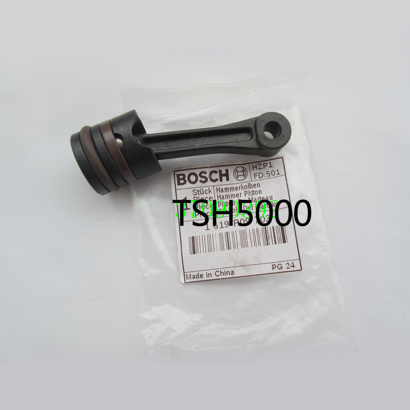 Original boutique tools accessories  Electric hammer piston /Connecting rod /Rubber ring for Bosch TSH5000<br><br>Aliexpress