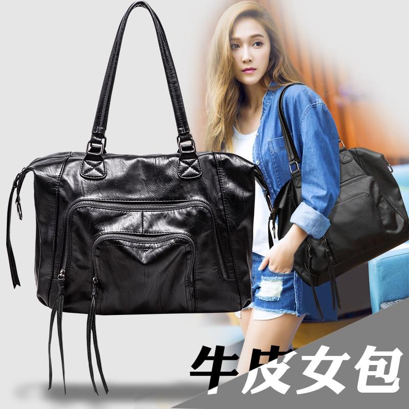 Wholesale 2016 new large capacity. All-match shoulder diagonal cross bag 168-165<br><br>Aliexpress