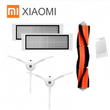 Original Xiaomi Robot Vacuum Part Pack HEPA Filter,Main Brush,Cleaning Tool,Side Brush mijia/roborock Vacuum Cleaner H10