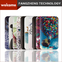 For Blackview A5 Silicone Case with Colorful Drawings Soft Protective Cover for Blackview A5 Cell Phone Free Shipping