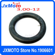 Free shipping Inner Tube for dirt bike Pit bike 12 inch rear wheel 3.00-12 Inner tube(China)