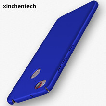 "For ZTE Nubia Z11 mini S 5.2"" Mobile Phone Case Plastic Hard Smooth Back Cover For Nubia Z11 MiNiS 360 Full Protection Housing(China)"