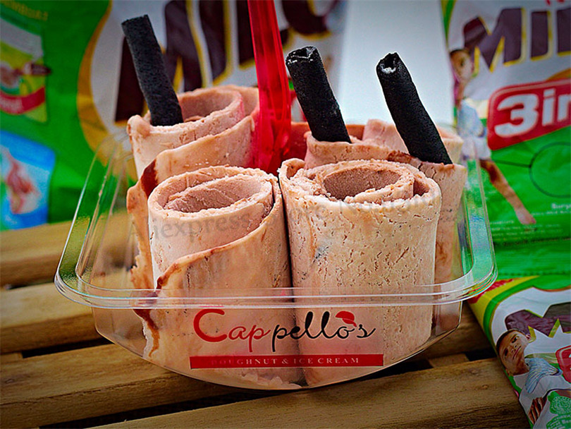 milo-ice-cream-fresh-goreng-gulung-thailand-roll-donughts-sundae-lover-chocolate-cappellos