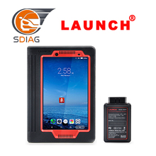 New Arrival Launch X431 V 8inch 2 Years Free Update Via Official Website X-431 V Support WiFi/Bluetooth Free Shipping