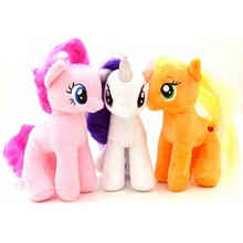 3pcs/lot 30cm minecraft my cute lovely little horse Plush toys poni doll toys for Children Funko POP Toys free shipping