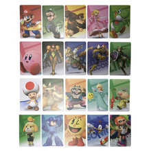 Kids Toys 	20Pcs/Set Customized Kart 8 Cards Deluxe Racing Suits Amiibo NFC Tag Cards Gifts