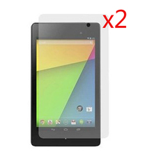 "2pcs Matte Anti-Glare Screen Protector Films Matted Protective Film Guard For Google Nexus 7 II 2nd 2gen 2013 7"" Tablet"