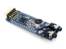 LD3320 Non specific human voice speech control voice module development board LD3320 voice recognition module(China)