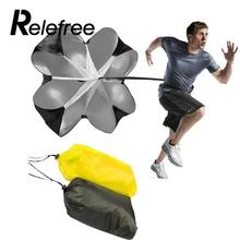 Relefree Adjust Speed Training Resistance Parachute Power Running Parachute Umbrella Outdoor Exercise Tool Speed Equipment(China)