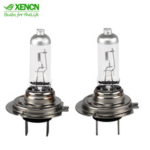 XENCN H1 H4 H7 80% More Bright Type Automotive Halogen lamps for Taxi vw passat opel vectra citroen c3(China)