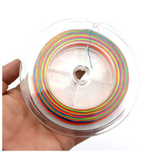 Braided Fishing Line 100M Diameter 0.14-0.5mm Fluorocarbon Fishing Line Monofilament Carp Wire Orgulu olta Tresse 4 Brins