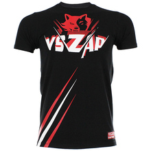 Black VSZAP RAY T-SHIRT MMA Tee with Unique Design Boxing Team Jerseys Unisex(China)