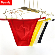 Buy Sexy Underwear Men Lingerie Thong Pants Mens G-Strings & Thongs Penis Jockstrap Gay String Panties Homme Male Thong Underwear