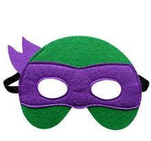 Children's cartoon series Teenage Mutant Ninja Turtles Masquerade Mask TMNT mask