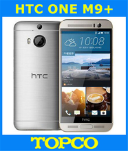 "HTC One M9+ Original Unlocked Android Octa Core GSM 4G LTE RAM 3GB ROM 32GB Mobile Phone 5.2"" WIFI GPS Dual 20MP+2.1MP"