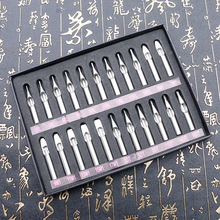 Tattoo Machine Needle Set Professional Tattoo Special Cutter Stainless Steel Needle Set 22 models(China)