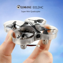 2017 Eachine E012HC Mini 2MP 720P HD Camera With Altitude Hold Mode RC Quadcopter Drones Helicopter Toy RTF VS JJRC H36 CX-10WD(China)
