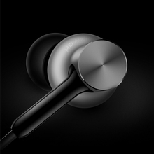 Original Xiaomi Hybrid Earphone with Mic Remote Headphones Headset for Xiaomi Mobile Phone ear Headphones Piston 4 Computer MP3(China)