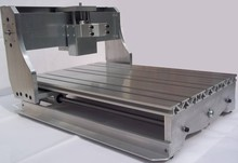 Include tax to EU, high precise CNC frame 6040Z with ball screw ,optical axis, 6040 engraving machine