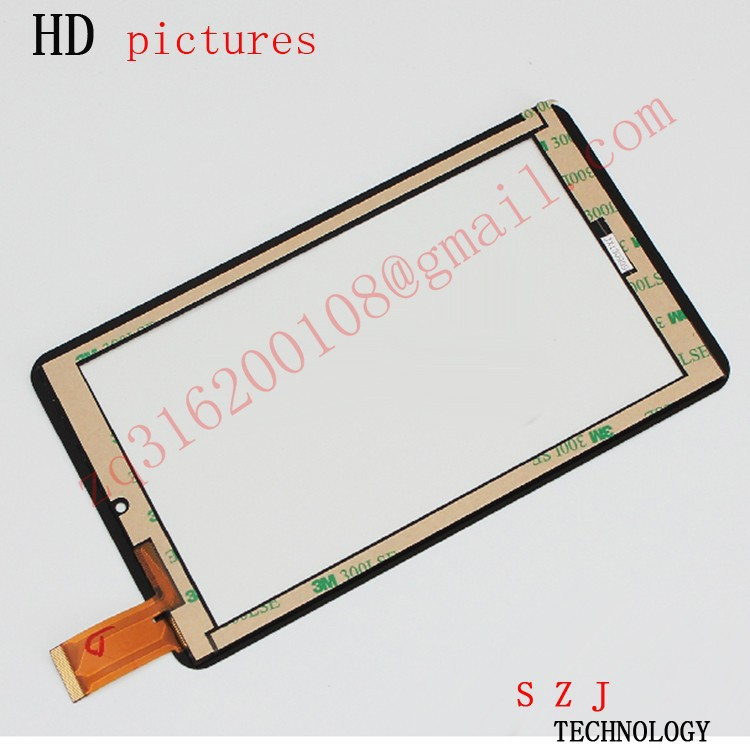 "New 7"" inch Touch Screen Prestigio Multipad Wize 3057 3G PMT3057 Tablet Touch Panel digitizer glass Sensor Free Shipping"