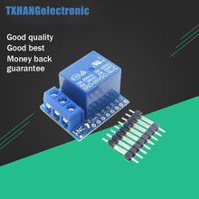 Buy WeMos D1 mini One Channel relay shield module wemos d1 mini shield esp8266 expansion board arduino for $1.15 in AliExpress store