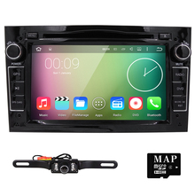 "Quad Core HD 2 Din 7"" Android 5.1 Opel Vectra Antara Zafira Corsa Meriva Astra Car DVD GPS With 3G/WIFI PC Audio TV Radio"