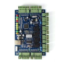 TIVDIO Wiegand TCP/IP Network Entry Access Control Board Controller Panel For 4 Door 4 Card Reader Generic F1715L(China)