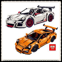 LEPIN 20001 technic series 911 Model Educational Building Kits Blocks Bricks Boy Toys Compatible 42056 Christmas Model Gifts