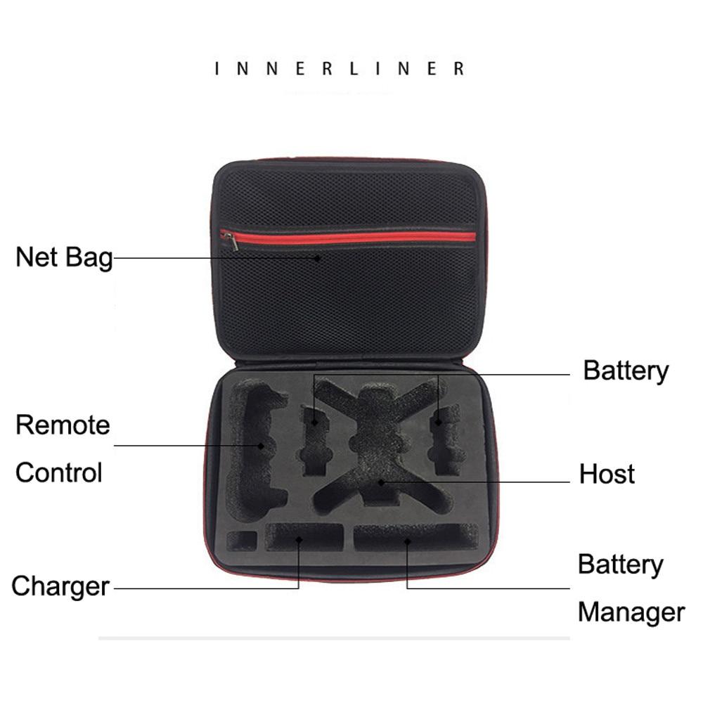 2017 Good Sale EVA Storage Bag Waterproof Case Cover Shoulder for DJI Spark Drone & Accessories J27