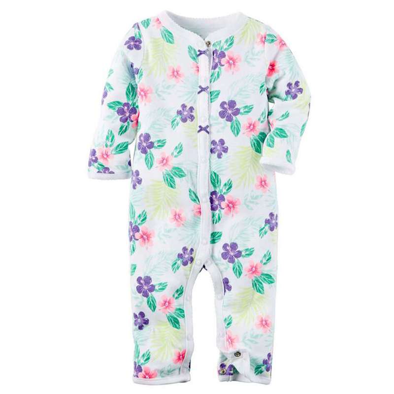 Oneasy 2017 New Long Sleeve Baby Rompers Infantil Top Quality Jumpsuit Newborn Baby Menino Clothing for 6-24M Bebe 100 Reborn Ba<br><br>Aliexpress