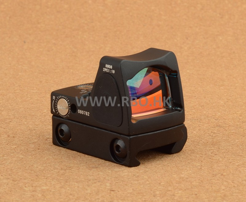 RMR 1X22 Red Dot Sight scope for picatinny rail mount base hunting shooting new M9897<br><br>Aliexpress