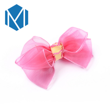 M MISM 1pc Girls Bow Hairpins Barrettes Children Hair Accessories Mesh Ornaments Kids Hair clip Bow-knot Princess Child Headwear(China)