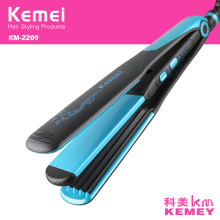 kemei Electric Straightening Irons,Two in one, you can curl, corn perm