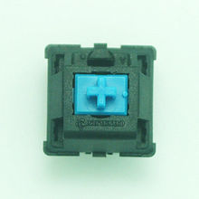 4PCS Keyboard Microswitch Keyswitches 2pin Feet Switch Mix Switch for CHERRY Blue Ra.zer Blackwidow Mechanical Keyboard(China)