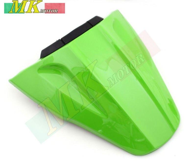 For 2011-2015 Kawasaki NINJA ZX10R ZX 10R Motorcycle Rear Passenger Seat Cover Cowl Green 11 12 13 14 15<br><br>Aliexpress